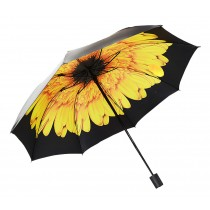 Sun Umbrella Folding Parasol Umbrella Sun Protection
