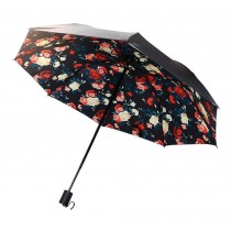 Folding Sun Umbrella UV Protection Rain Umbrella