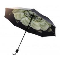 Folding Parasol Sun Protection Anti-UV Umbrella