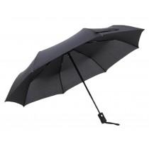 Automatic Rain Travel Umbrella - Black