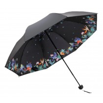 Outdoor Umbrella Rain Sun Protection Umbrellas