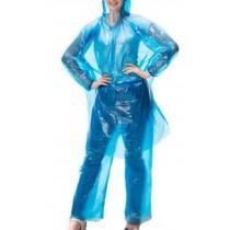 Disposable Rain Ponchos Poncho Raincoat/Set Of 2