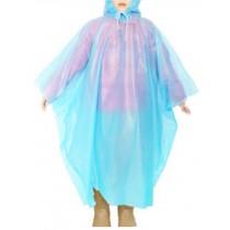 Boy And Girl Raincoat Disposable  Rain Ponchos/Set Of 3