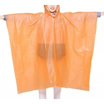 Kids Rain Coats Disposable Rain Ponchos/Set Of 2