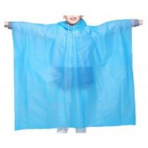 Disposable Rain Ponchos Kids Rain Coats/Set Of 3