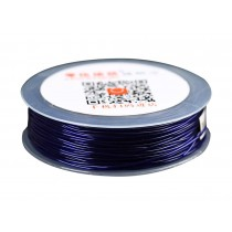 Beading Cord 0.6mm Elastic String for Making Bracelets Necklaces