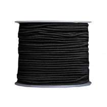Elastic Stretch Threads Jewelry Bracelet Beading String - Black