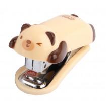 Mini Desk Stapler, 15 Sheet Capacity, Random Color and Pattern