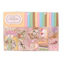 15 Envelopes and A Varirty of Embellishments DIY Cards Kit