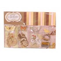 Handmade Greeting Card DIY Stationery Cards