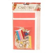 Kraft Birthday Greeting Cards Handmade Cards Kit