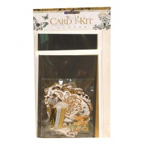 Greeting Cards Kit Includes A Varirty of Embellishments