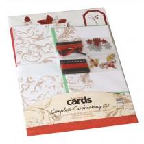 DIY Greeting Card Kit Includes 6 Cards, 6 Envelopes