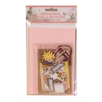 Handmade Birthday Cards Kit With A Varirty of Embellishments