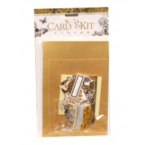 Occasion Handmade Greeting Card Kit Include 6 Cards