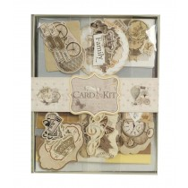 With Embellishments Party Invitation DIY Greeting Card Kit