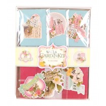 Greeting Wish Cards DIY Kit for Party Anniversaries