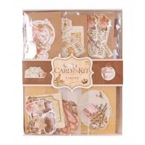 Creative Greeting Wish Cards Handmade DIY Kit