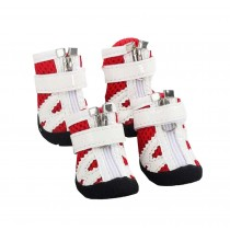 Breathable Spring/Autumn/Winter Dogs Socks Outdoor Shoes
