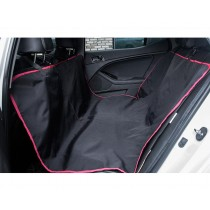 Pet Seat Cover for Cars - Black