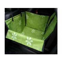 Green Car Seat Cover Protection for Pets
