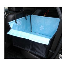 Car Seat Cover Hammock Protection for Cars - Blue