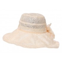 Women Girls Foldable Beach Sun Hat Wide Brim