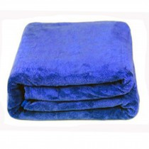 Big Multifunctional Microfiber Cleaning Cloths, Set of 2, Blue, 70*140 CM