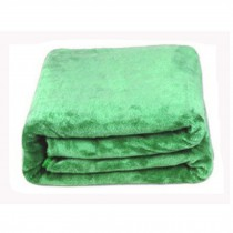 Big Multifunctional Microfiber Cleaning Cloths, Set of 2, Green, 70*140 CM