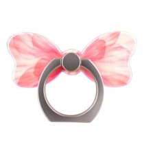 Creative Bow Shape  Ring Phone Holder/Stand For Most of Smartphones, No.4