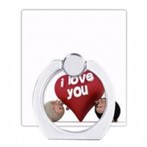 Set Of 2 Fashionable Ring Phone Holder/Stand For Most of Smartphones, No.10