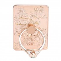Beautiful Design Ring Phone Holder/Stand For Most of Smartphones, No.4
