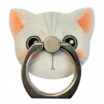 Lovely Cat Ring Phone Holder/Stand For Most of Smartphones, No.3