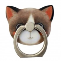 Lovely Cat Ring Phone Holder/Stand For Most of Smartphones, No.5