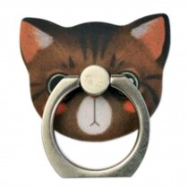 Lovely Cat Ring Phone Holder/Stand For Most of Smartphones, No.7