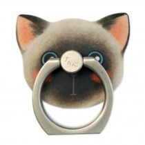 Lovely Cat Ring Phone Holder/Stand For Most of Smartphones, No.8