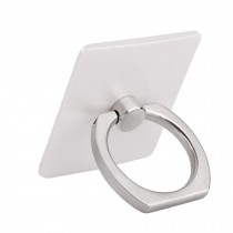 Luxury Ring Phone Holder/Stand For Most of Smartphones,white