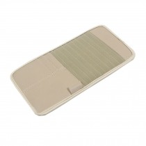 High Quality CD/DVD Car Auto Visor Organizer Holder Case(Beige)