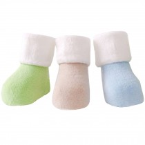 5 Pairs of Cozy Soft Baby Products  Comfortable Wear Unisex  Durable Baby  Cotton  Socks,  1-3 years