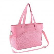 Big Fashion Capacity Functional Diaper Bags??Pink (36*15*30cm)