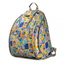 Fashionable High-Capacity Diaper Bag Baby Items Bag Mommy Backpack-Cartoon