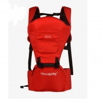 Baby Carriers with Great Back Support (Red)