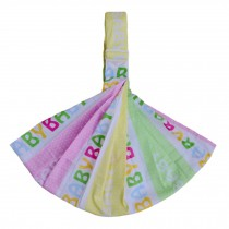 100% Cotton Newborn Baby Carrier Multifunction Straps Simple Sling Hold Colorful