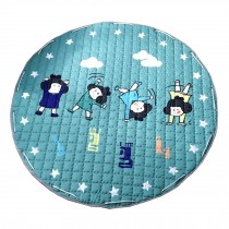 Colorful Baby Crawling Mat Carpet Children Bedroom Carpet Living Room Rugs Sporty girl