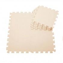 Quality Waterproof Baby Foam Playmat Set-9pc /Beige