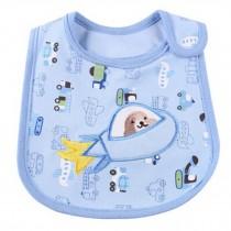 Cute Cartoon Pattern Toddler Baby Waterproof Saliva Towel Baby Bibs??V