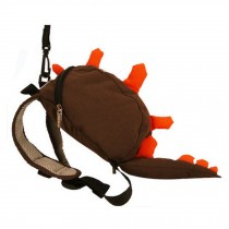 "Kid's Lovely Animal Anti-Lost Bag/Baby""s Backpack With a Anti-Lost Belt, Dinosau"