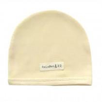 Soft Infant/Toddler Hat Cute Hat Pure Cotton Sleep Cap, Beige
