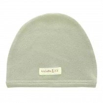 Soft Infant/Toddler Hat Cute Hat Pure Cotton Sleep Cap, Green