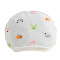 Sets of 2 Bear Pure Cotton Soft Infant/Toddler Hat Hat  Sleep Cap, Blue